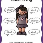 Questioning Poster: Girl Melonheadz Version