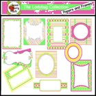 Quick Page Kit: Sherbet Collection