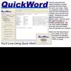 QuickWord for Windows PC