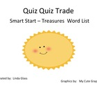 Quiz Quiz Trade - Treasures Smart Start Words