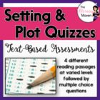 Quizzes on Plot and Setting Terms