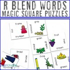 R Blend Words Magic Squares