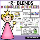 R Blends Jamboree-6 Complete Activities