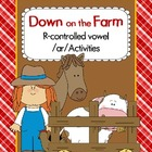 R-Controlled Vowel /ar/ Farm Activities