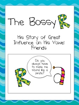 R-Controlled Vowels: Bossy R Mini Unit