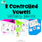 R Controlled Vowels Literacy Packet