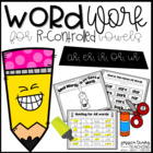 R Controlled Vowels {Practice Activities!}