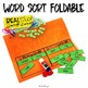 R Controlled Vowels Word Work Pack