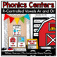 R-controlled Vowels Word Work Activities