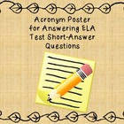 RAGGS Writing Strategy for ELA Test Short Answer Questions