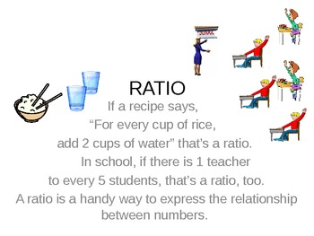 RATIO AND PROPORTION PPT