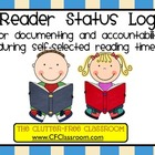 READER STATUS LOG FREEBIE