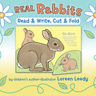 REAL Rabbits Read &amp; Write, Cut &amp; Fold {Informational Text}