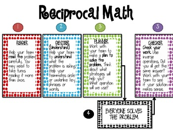 RECIPROCAL MATH