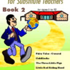 Integrated Themes for Substitute Teachers - Book 2