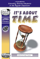 It's About Time  **Sale Price $3.98 - Regular Price $7.95