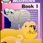 Sight Word Activities Book 1