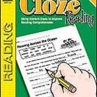 Cloze Reading (Rdg. Level 4)