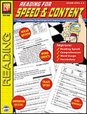 Reading for Speed & Content (GR. 2-3)