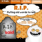 R.I.P. - Word Choice Activity