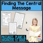 Retell Stories Including The Central Message