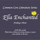 RL.4.2 Finding a Theme with Ella Enchanted Power Point