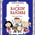 ROCKIN' READERS - Reproducibles for Guided Reading and Lit