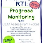 RTI: 125 CBM&#039;s for Progress Monitoring Foundational Litera