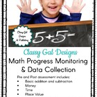 RTI Math Assessment Progress Monitoring