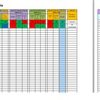 RTII-Reading  Data Chart 4th Grade Free Example