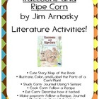 Raccoons and Ripe Corn- Literature Activities! Learn about corn!