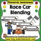 Race Car Blending