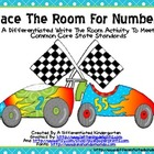 Race the Room for Numbers-Differentiated Write The Room Fo