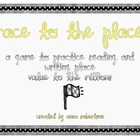 Race to the Place: Recognizing and Naming Place Value Up t