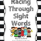 Racing Through Sight Word Fluency