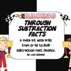 Racing Through Subtraction Facts: 0-10 Facts Fluency