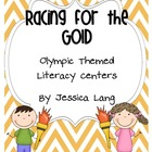 Racing for the Gold- Literacy Style