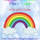 Radiant Rainbow Place Value