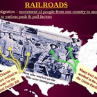 Railroads in America...