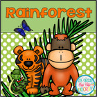 Rain Forest...An adventure with crafts and activities!