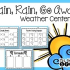 Rain, Rain Go Away {Weather Math Centers}