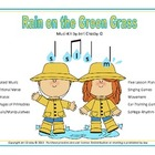 Rain on the Green Grass - Pentatonic Singing & Playing Activities
