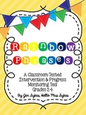 Rainbow Phrases, A Classroom Tested Intervention and Progr