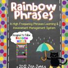 Rainbow Phrases: A High Frequency Phrases Learning &amp; Asses