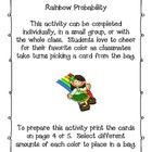 Rainbow Probability