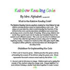 Rainbow Reading Code:  Building Reading Fluency