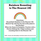 Rainbow Rounding to the Nearest 100