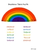 Rainbow Tens Facts