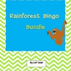 Rainforest Bingo Bundle Set
