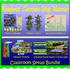 Rainforest: Classroom Setup Materials (Bundle of Products)